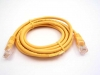 PATCH CORD UTP5E 2M CAT5E ŻÓŁTY AK-1512-020/Y