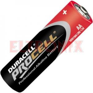 Obraz: BATERIA LR6 PROCELL-INDUSTRIAL DURACELL MN1500